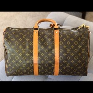 ♥️Authentic Keepall 45